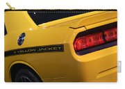2012 Dodge Challenger Srt8 392 Yellow Jacket Carry-all Pouch