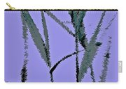 Water Reed Digital Art Carry-all Pouch
