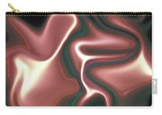 Abstract Pattern Art Carry-all Pouch