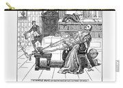 Sir Walter Raleigh Carry-all Pouch