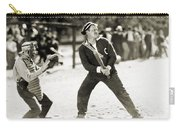 Silent Film Still: Sports Carry-all Pouch
