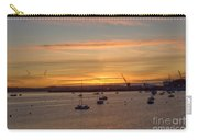 Sunrise Falmouth Docks Carry-all Pouch
