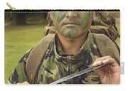 A British Army Gurkha Carry-all Pouch