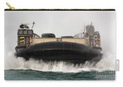 A Landing Craft Air Cushion Approaches Carry-all Pouch