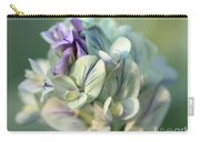 Alfalfa In Shades Of White Carry-all Pouch