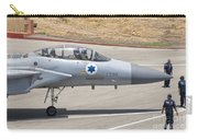 An F-15d Eagle Baz Aircraft Carry-all Pouch