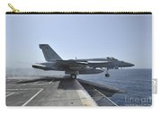 An Fa-18e Super Hornet Launches Carry-all Pouch by Stocktrek Images