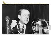 Andre Malraux (1901-1976) Carry-all Pouch
