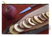 Apple Chips Carry-all Pouch by Joana Kruse