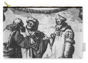 Aristotle, Ptolemy And Copernicus Carry-all Pouch by Science Source