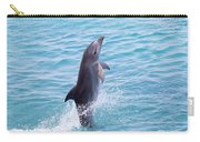 Atlantic Bottlenose Dolphin Carry-all Pouch