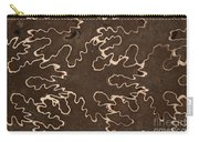 Baculites Fossil Carry-all Pouch