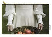 Basket With Fruits Carry-all Pouch by Joana Kruse