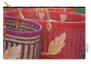 3 Baskets Carry-all Pouch