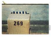Beach Chair Carry-all Pouch by Joana Kruse
