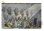 Belshazzars Feast Carry-all Pouch by Granger