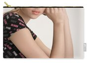 Blond Lady Carry-all Pouch