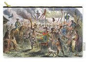 Boston: Stamp Act Riot, 1765 Carry-all Pouch