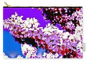 Cherry Blossom Art Carry-all Pouch