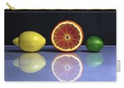 Citrus Fruits Carry-all Pouch by Joana Kruse