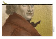 Claude-louis Berthollet, French Chemist Carry-all Pouch