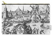 Colossus Of Rhodes Carry-all Pouch