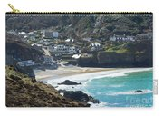 Cornish Seascape St Agnes  Carry-all Pouch