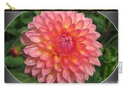 Dahlia Named Hillcrest Suffusion Carry-all Pouch