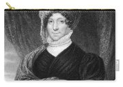Dolley Madison (1768-1849) Carry-all Pouch