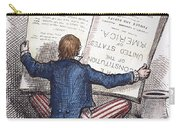 Election Cartoon, 1876 Carry-all Pouch