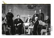 Emancipation Proclamation Carry-all Pouch by Photo Researchers