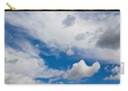 English Summer Sky Carry-all Pouch