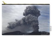 Eyjafjallajökull Eruption, Iceland Carry-all Pouch