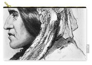 George Eliot (1819-1880) Carry-all Pouch
