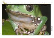 Giant Monkey Frog Carry-all Pouch