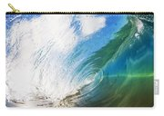 Glassy Breaking Wave Carry-all Pouch