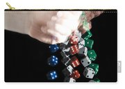 Hand Rolling Dice Carry-all Pouch