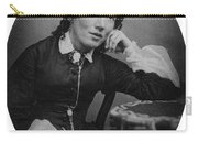 Harriet Beecher Stowe, American Carry-all Pouch by Photo Researchers
