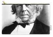 Herbert Spencer, English Polymath Carry-all Pouch by Science Source