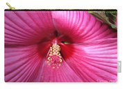 Hibiscus Named Luna Rose Carry-all Pouch
