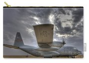 High Dynamic Range Image Of A U.s. Air Carry-all Pouch