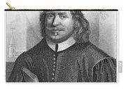 John Bunyan (1628-1688) Carry-all Pouch
