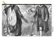 John Winthrop (1588-1649) Carry-all Pouch by Granger