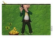 Leprechaun Painting Carry-all Pouch