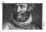 Luiz Vaz De Camoes (1524-1580) Carry-all Pouch