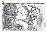 Mckinley Cartoon, 1900 Carry-all Pouch