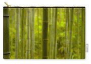 Mystical Bamboo Carry-all Pouch