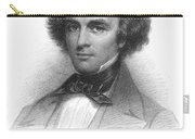 Nathaniel Hawthorne, American Author Carry-all Pouch by Photo Researchers