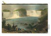 Niagara Falls, 1837 Carry-all Pouch