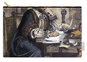 Nicholas Ridley (1500-1555) Carry-all Pouch